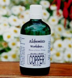 Colloidal Copper 11/12ppm (Ecnmy) Quality and Value - Much More for Much Less: Save more than $8.00 - 2x100ml. aprx.8ozs